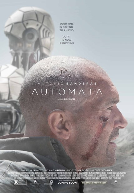 Opening Clip from AUTOMATA